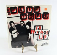 Vintage Sealed New - THE FLIP TOPS All Worked Up RIPOFF058 Vinyl Record - $15.44