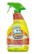 Fantastik  Lemon Power Cleaner 32 Oz Pack of 8  - $64.44