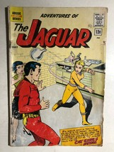 ADVENTURES OF THE JAGUAR #6 (1962) Archie Comics G/VG - $9.89