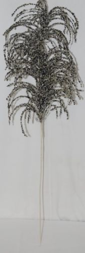 Unbranded XS943745 Black Silver Decoration Bead Tree monofilament