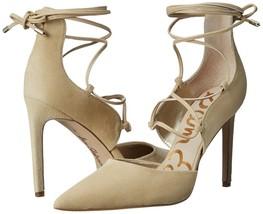 Sam Edelman Dayna Pumps, Sizes 8-10 Desert Nude Suede C5235L3250 - $99.95