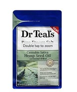 Dr Teal's Cannabis Sativa Hemp Seed Oil & Calm Your Mind Ashwagandha wit... - $25.96