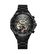 2019 T-WINNER Watch Men Automatic Mechanical Steel Mens Watches Top Bran... - $40.30
