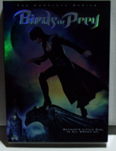 """Birds Of Prey""- complete series on  4 DVD set - $7.50"