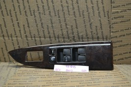 97-01 Infiniti Q45 Master Switch OEM 809616P100 Door Window Lock Box 2 566-8e7 - $21.19