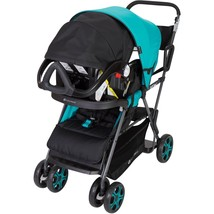 NEW! Baby Sport Stroller Meridian Hill Large Removable Canopy Baby Trend... - $207.41
