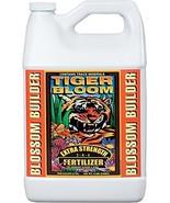 Fox Farm 791090255653 FX14020 1-Gallon Tiger Bloom Fertilizer 2-8-4, White - $74.37