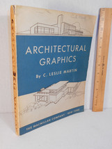 Architectural Graphics by C. Leslie Martin (Paperback) - $7.87