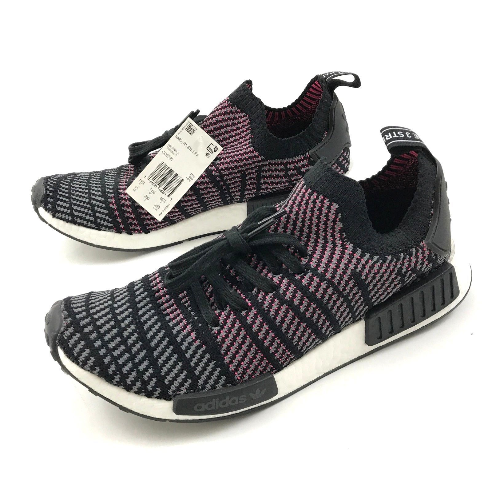 new product utterly stylish hot sales Adidas BOOST NMD R1 Shoes Mens Size 12 Low and 50 similar items