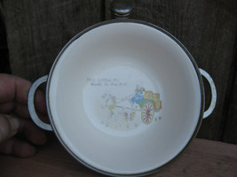 Vintage Porcelain Dish Baby's Food Warmer - $9.89