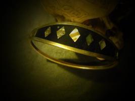 Haunted Djinn Powerful Male Vintaged Bracelet Marked Mexico - $99.99