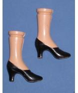 Boudoir Bed Standard Keeneye WKS Doll Replacement Plastic Feet restore r... - $14.50