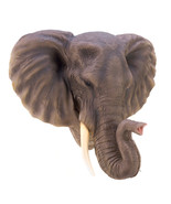 Noble Elephant Large 11 inch Wall Decor - $33.00