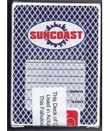 SUNCOAST Hotel & Casino Las Vegas Playing Cards, used, sealed - $3.95