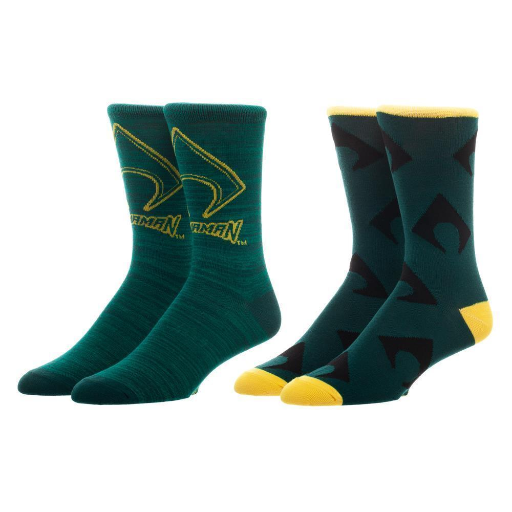 Aquaman Socks DC Comics Apparel DC Comics Socks Aquaman Apparel