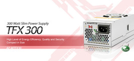 New PC Power Supply Upgrade for Powerex SPC-T250 Slimline SFF Computer - $39.56