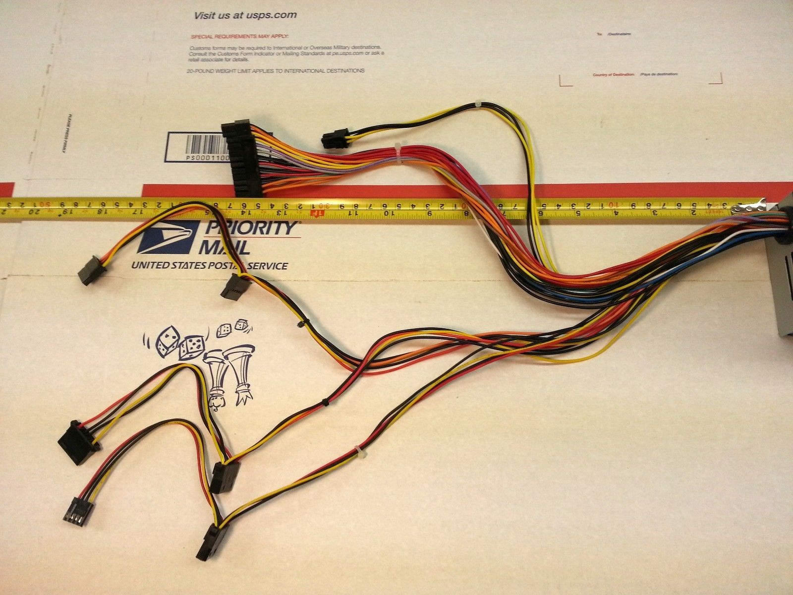 New PC Power Supply Upgrade for HP Pavilion and 50 similar items Hp Pavilion Slimline Wiring Diagram on
