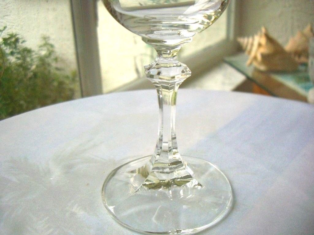 Royal Bavarian Rbv1 Pattern Water Goblet Multiple Avail