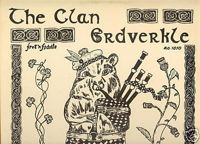 THE CLAN ERDVERKLE LP Potatoes and Oatmeal