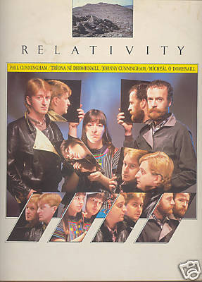 RELATIVITY LP Green Linnet; Modern Traditional Celtic