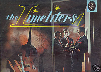 THE LIMELITERS LP Elektra EKL-180 Glenn Yarbrough