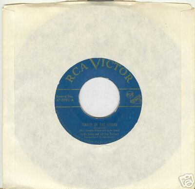 SPIKE JONES 45rpm Dance of the Hours / None But Lonely