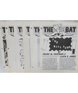 The Bat 1949 Numbers 61-72 - $49.00