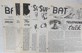 The Bat 1946 Numbers 25-36 - $49.00