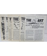 The Bat 1948 Numbers 49-60 - $49.00