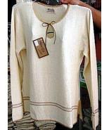 White longsleve Shirt, ecological pima cotton  - $45.00