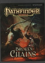Broken Chains - Pathfinder Module - Tim Hitchcock - Level 6 - SC - 2013. - $8.61