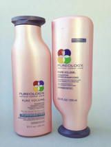 Pureology Pure Volume Shampoo & Conditioner Set Duo 8.5 oz Discontinued - $98.01