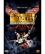 Do You Believe in Miracles? 1980 U.S. Hockey Team (DVD) - $2.98