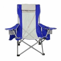 Kijaro Coast Folding Beach Sling Chair With Cooler - £42.64 GBP