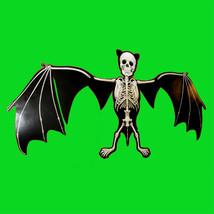 Big Jointed Gothic MUTANT FREAK SKULL SKELETON VAMPIRE BAT Horror Decora... - £3.69 GBP