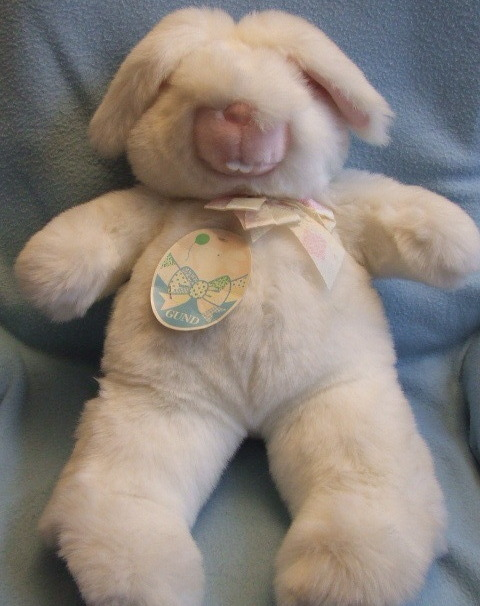 Gund Bunny New with Tags 22 inches tall