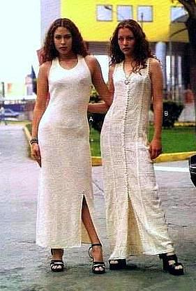 Long dress,