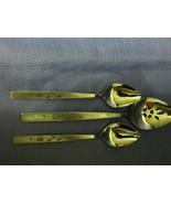 3 Oneidacraft Oneida Capistrano Stainless Silve... - $9.99