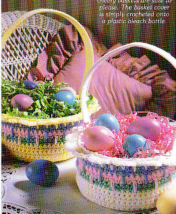 ** 12 * Designs to Celebrate the Holidays EASTER BASKETS
