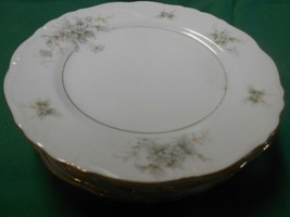 """Beautiful ROYAL M China by Nagoya Shokai OLIVIA Set of 5 BREAD Plates 6.75"""" - $14.44"""