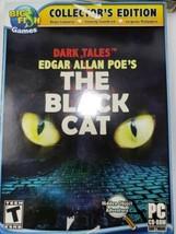 Dark Tales: Edgar Allan Poe's The Black Cat -- Collector's Edition (PC, 2011) - $10.39
