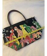 Longchamp Paris Neo Large Clo'e Floriat Dog Walkers Limited Edition Tote... - $296.99