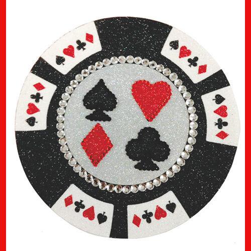 Tail Tamer Body Bling Poker Chip NEW