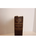 The Life of Robert Louis Stevenson by Sir Graham Balfour 4th Ed 1908 - $6.99