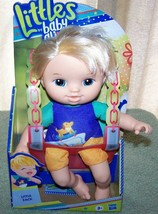 "Littles by Baby Alive LITTLE ZACK 9""H New - $12.38"