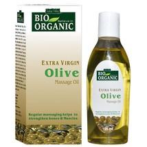 Indus Valley Bio Organic Extra Virgin Olive Massage Oil 200 ml - $14.01