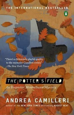 Primary image for The Potter's Field by Andrea Camilleri (2011,pb) Inspector Montalbano mystery