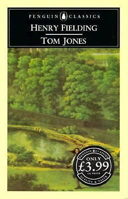Primary image for The History of Tom Jones, a Foundling by Henry Fielding (1966, Paperback)