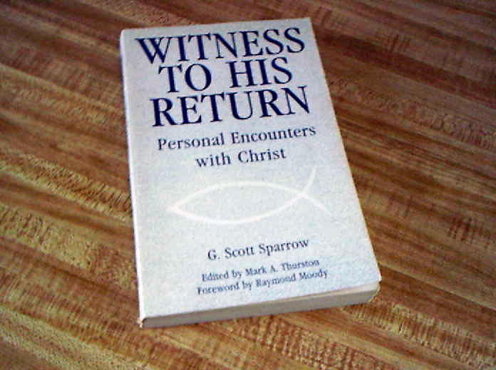 Primary image for Witness to His Return by Mark Thurston and Scott Sparrow (1992, softcover)