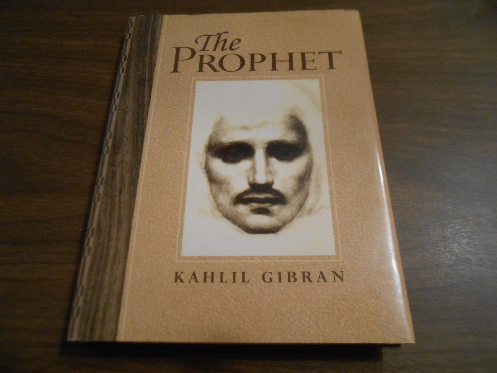 Primary image for The Prophet  by Kahlil Gibran (Hardcover) timeless classic book totally awesome